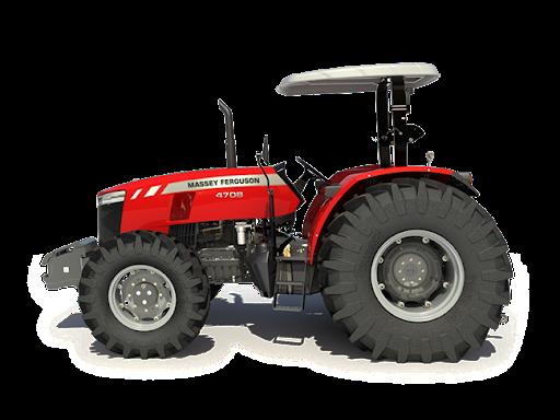 Massey Ferguson 4700 Series Rops Tractors