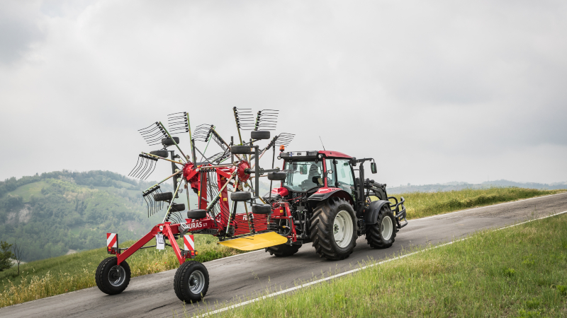 valtra a series tractor implement road 800 450